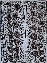 untitled (wirrulnga) by napanangka nancy naninurra