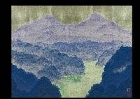 bandai landscape by masakazu hashiba