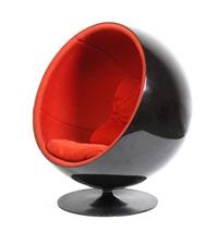 ball chair by eero aarnio