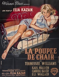 poupee de chair. baby doll by georges allard