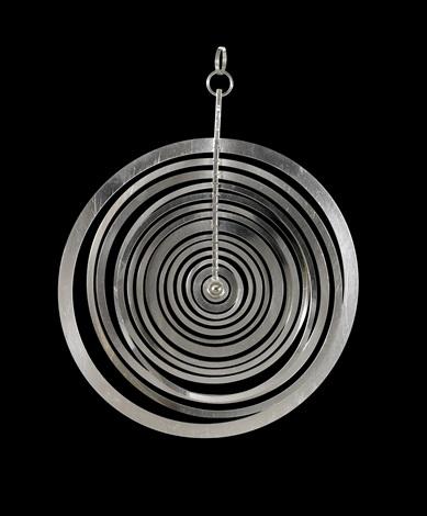 hänge silver moon by tapio wirkkala