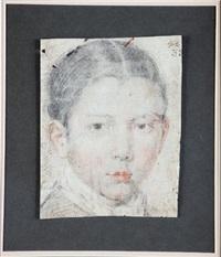 retrato de niña by sofonisba anguissola