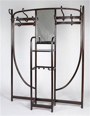 Garderobe By Otto Wagner On Artnet