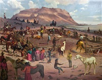 navajo roundup by r. brownell mcgrew