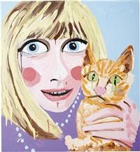marianne pussycat (marianne faithfull) by stella vine