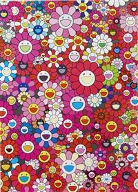 an homage to monopinkb by takashi murakami