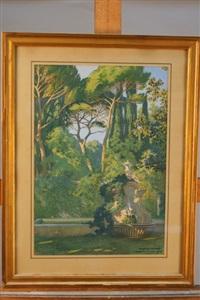 la boujarelle by francois marie léon de marliave