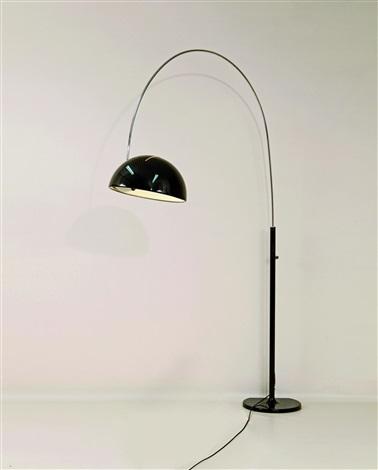 Lampada Da Terra Ad Arco Coupe By Joe Colombo On Artnet