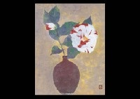 camellias by chuichi konno
