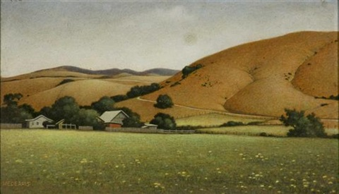 farm near morro bay by roger medearis
