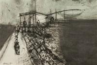 porto di rimini by renzo vespignani