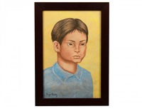 nino by diego rivera