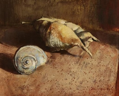 two shells by irmin henkel