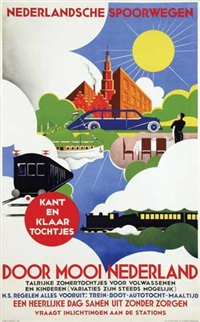 ns door mooi nederland by freerk johannes drost