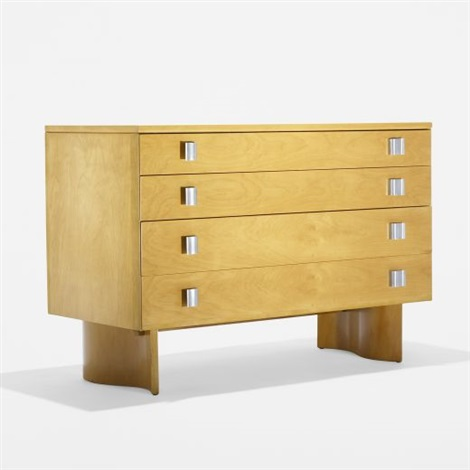 dresser by j robert swanson pipsan swanson saarinen and eliel saarinen