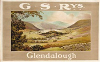 glendalough, great southern railways by walter till