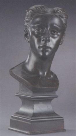 a bust of napoleon iii by bernard guillame eudixe de banes gardonne