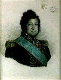 retrato del rey luis felipe, todavía duque de orleans by matteo (picassi) picasso