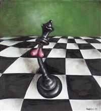 schackdrottningen by suzanne nessim