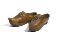 sabots (pair) by paul gauguin