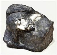 cabeza de cristo by quintin de torre berastegui