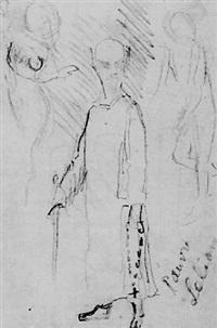 autoportrait avec deux nus by paul verlaine