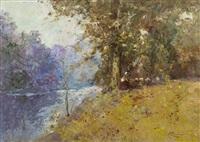 lungo il fiume by ferruccio rontini