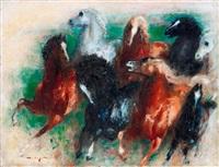 vágtató lovak by denes de holesch