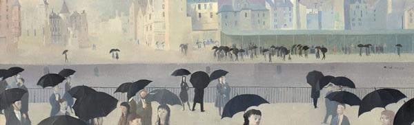umbrellas by otto bachmann