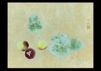 fresh fruits by kayo yamaguchi