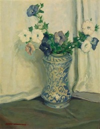 petunias by harry townsend