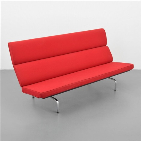 Strange Charles Ray Eames Sofa Compact By Charles And Ray Eames On Dailytribune Chair Design For Home Dailytribuneorg