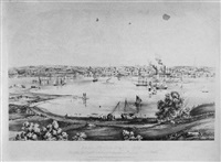 fall river, mass. by benjamin franklin smith