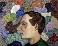 autoportrait by howard simon