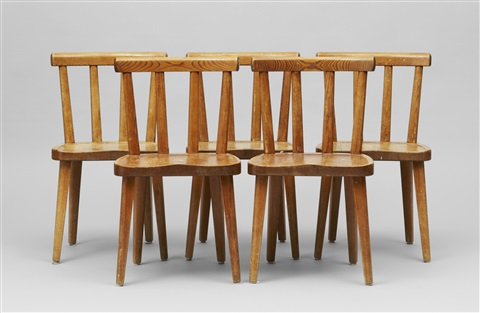 stolar utö set of 5 by axel einar hjorth