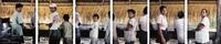 manioc production: elenilde correa (+ 5 others; 6 works) by sharon lockhart