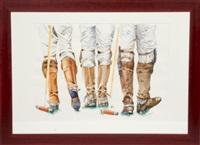 polo boots by jean-jacques lenoir-rousseau