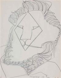le lion amoureux by charles lapicque