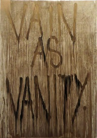 vain as vanity by jaya