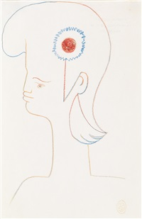 profil de marianne by jean cocteau