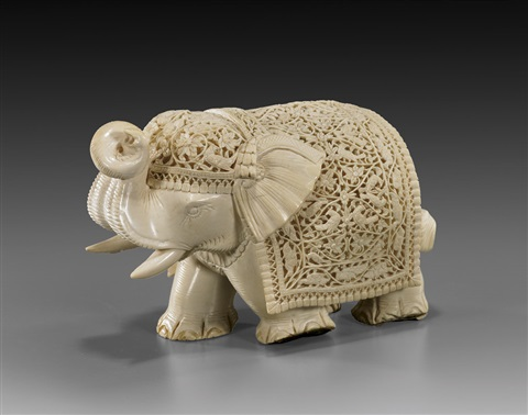 elephant by anonymous indian