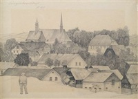 langenbernsdorf by franz lenk