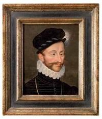 portrait présumé de charles ix by françois clouet
