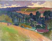 le vallon by georges (estrel) rasetti
