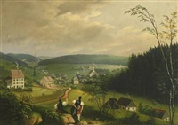 bierwirt in friedenweiler by nikolaus ganter