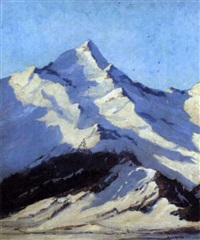 glacier by edward holroyd pearce