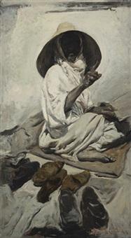 arabian shoemaker by romualdo locatelli