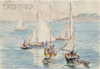 o boat class, rockport by reynolds beal