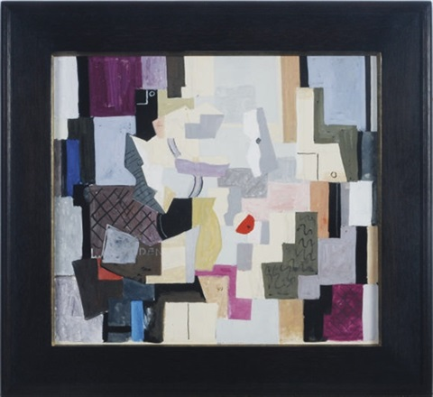 untitled abstraction by albert swinden