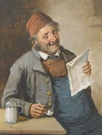 gevatter wirth by j. holzer